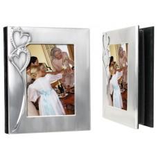 """""""Hearts"""" Photo Album Cover 5"""" x 7"""""""